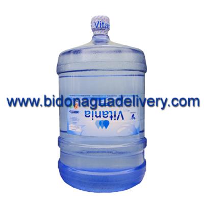 Bidon de agua Ozonizada Vitania 20 litros retornable